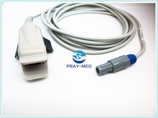 Cina MD300A Pulse Oximeter Neonatal Probe Redel 6 Pin Connector TPU Cable pemasok
